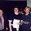 Roger & Cathy Dunham and Debbie Danoski