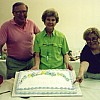 Jack & Betty Rednour Birthday Cake with Beth Cassely