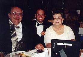 Ralph, Kevin, & Donna Weber