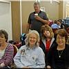 Lynn Staker, Cathy Johannes, Susan Norbury, Teresa Sweeney, and Joel Chaney