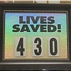 SACK Lives Saved