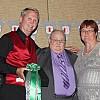 Brian Pearson and Roger & Cathy Dunham