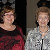 Joann Brubacher and Mary Wheeler