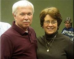 John & Susan Norbury