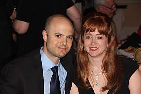 Anthony Christifano and Jennie Batten