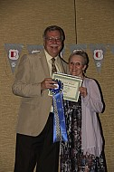 Chuck Gardowski and Janet Marr