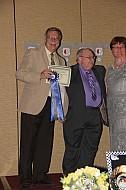 Chuck Gradowski and Roger & Cathy Dunham