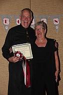 Gary Powell and Bobbie Weihrauch