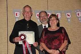 Joann & Jon Brubacher and Gary Powell