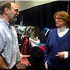 John Brubacher and Julie Gaines