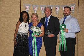Kathy Calhoun, Pam & Rick DeGolyer and Mike Perkins