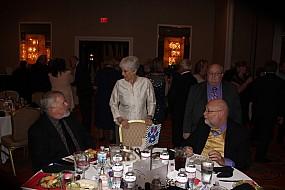 Paul Patton, Nancy Petersen, Roger Dunham, and Monte Phillips