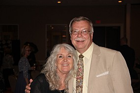 Robin Bryan and Chuck Gradowski