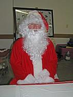 Santa Judges cookies at Frontier Show 007