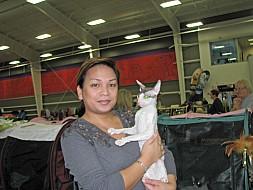 New Exhibitor Joann at TGIF show 081