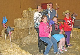 Topeka Cat Show 2014 Gunsmoke Door Prize Winners 029