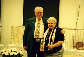 Bill Lee & Joan Pocica