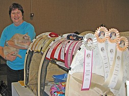 Sharon Miller and Nicky's ribbons 4