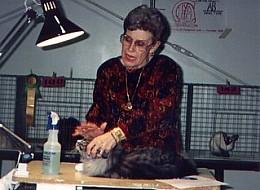 Hazel Lindstrand 1