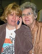 Sharon and Betty