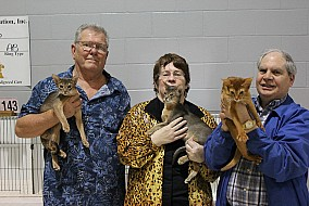 Aby Breed Winners - Louisville
