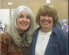 Robin Bryan & Sharon McKenzie