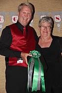 Brian Pearson and Bobbie Weihrauch