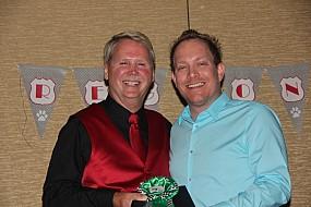 Brian Pearson and Brian Tripp