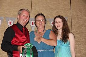 Brian Pearson and Jill Sullivan and Emily Conaway