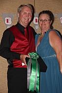 Brian Pearson and Jill Sullivan