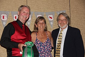 Brian Pearson and John & Nancy Hitzeman
