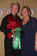Brian Pearson and Kim Sieving