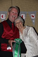 Brian Pearson and Nancy Petersen