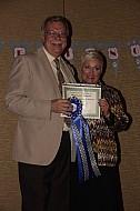 Chuck Gradowski and Donna Zimmerman