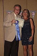 Chuck Gradowski and Lisa Morgan