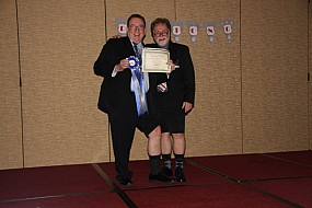 Darrell Newkirk and Tom Lukken