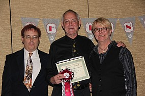 Gary Powell, Eric Kuchar and Doug Brackney