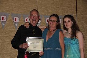 Gary Powell, Jill Sullivan, and Emily Conaway
