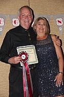 Gary Powell and Lisa Morgan