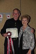 Gary Powell and Mary Wheeler
