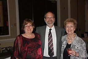 Joann & Jon Burbacher and Mary Wheeler