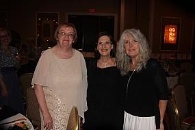 Joyce Kempf, Allene Keating, and Robin Bryan