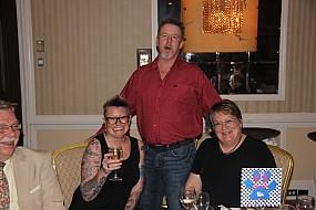 Mary Auth and Sheree & Rick Eyestone
