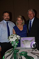 Mike Perkins and Pam & Rick DeGolyer