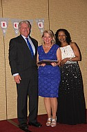 Pam & Rick DeGolyer and Kathy Cahloun
