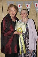 Patty Jacobberger and Janet Marr