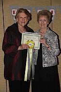 Patty Jacobberger and Mary Wheeler