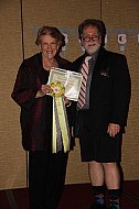 Patty Jacobberger and Tom Lukken