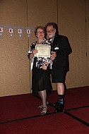 Tom Lukken and Rachel Anger
