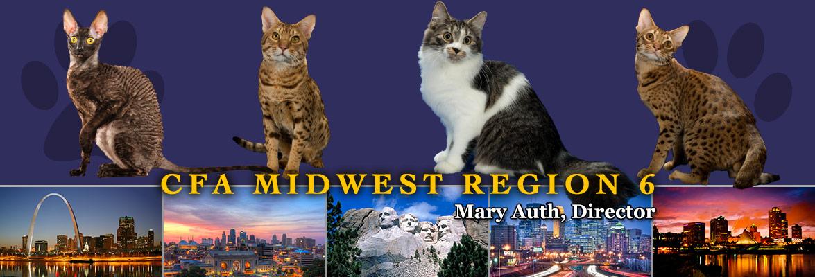 Show Schedule – CFA Midwest Region 6